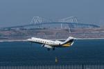 Simeonさんが、羽田空港で撮影したジェット・アビエーション・ビジネス・ジェット G-IV-X Gulfstream G450の航空フォト(写真)