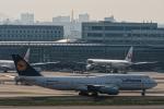 Simeonさんが、羽田空港で撮影したルフトハンザドイツ航空 747-830の航空フォト(写真)