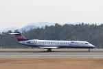 いんふぃさんが、広島空港で撮影したアイベックスエアラインズ CL-600-2C10 Regional Jet CRJ-702の航空フォト(写真)