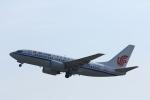 いんふぃさんが、広島空港で撮影した中国国際航空 737-79Lの航空フォト(写真)