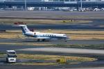 DVDさんが、羽田空港で撮影した海上保安庁 G-V Gulfstream Vの航空フォト(写真)