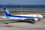DVDさんが、羽田空港で撮影した全日空 777-281の航空フォト(写真)