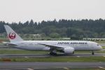 小牛田薫さんが、成田国際空港で撮影した日本航空 787-846の航空フォト(写真)