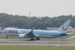 小牛田薫さんが、成田国際空港で撮影したアルケフライ 767-304/ERの航空フォト(写真)