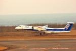 ASTER602さんが、新潟空港で撮影したANAウイングス DHC-8-402Q Dash 8の航空フォト(写真)