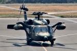 じーのさんさんが、八丈島空港で撮影した陸上自衛隊 UH-60JAの航空フォト(写真)