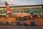 kasugaさんが、チューリッヒ空港で撮影したスイスインターナショナルエアラインズ A340-313Xの航空フォト(写真)
