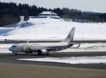 よんすけさんが、青森空港で撮影した奥凱航空 737-8Q8の航空フォト(写真)