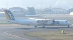 誘喜さんが、出雲空港で撮影した日本エアコミューター DHC-8-402Q Dash 8の航空フォト(写真)