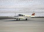 よんすけさんが、青森空港で撮影した個人所有 PA-28-161 Warrior IIの航空フォト(写真)