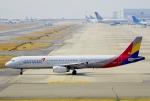 CB20さんが、関西国際空港で撮影したアシアナ航空 A321-231の航空フォト(写真)