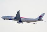 CB20さんが、関西国際空港で撮影したマレーシア航空 A330-323Xの航空フォト(写真)