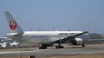 kasugaさんが、福岡空港で撮影した日本航空 777-289の航空フォト(写真)