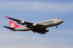 X8618さんが、成田国際空港で撮影したカーゴルクス・イタリア 747-4R7F/SCDの航空フォト(写真)
