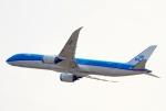CB20さんが、関西国際空港で撮影したKLMオランダ航空 787-9の航空フォト(写真)