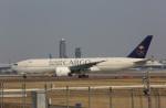 トールさんが、成田国際空港で撮影したサウディア 777-FFGの航空フォト(写真)