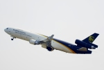CB20さんが、関西国際空港で撮影したUPS航空 MD-11Fの航空フォト(写真)