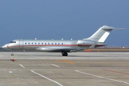 Mar Changさんが、中部国際空港で撮影したビスタジェット BD-700-1A10 Global 6000の航空フォト(写真)