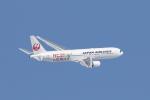 ATOMさんが、帯広空港で撮影した日本航空 767-346/ERの航空フォト(写真)