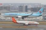 masa707さんが、福岡空港で撮影した大韓航空 737-9B5/ER の航空フォト(写真)