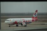 reonさんが、上海浦東国際空港で撮影した重慶航空 A320-232の航空フォト(写真)