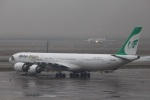 reonさんが、上海浦東国際空港で撮影したマーハーン航空 A340-642の航空フォト(写真)
