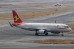 OIT_ぐっちさんが、関西国際空港で撮影した天津航空 A320-232の航空フォト(写真)