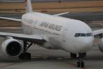 OIT_ぐっちさんが、伊丹空港で撮影した日本航空 777-246の航空フォト(写真)