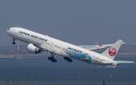 airbandさんが、羽田空港で撮影した全日空 777-381/ERの航空フォト(写真)