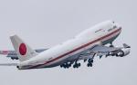 airbandさんが、羽田空港で撮影した航空自衛隊 747-47Cの航空フォト(写真)