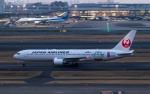 airbandさんが、羽田空港で撮影した日本航空 767-346/ERの航空フォト(写真)