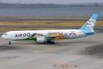 Flankerさんが、羽田空港で撮影したAIR DO 767-381の航空フォト(写真)