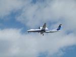 うすさんが、伊丹空港で撮影したANAウイングス DHC-8-402Q Dash 8の航空フォト(写真)