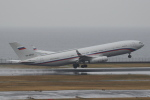 TAKA-Kさんが、羽田空港で撮影したロシア連邦保安庁 Il-96-400VPUの航空フォト(写真)