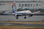 saku39さんが、羽田空港で撮影した全日空 777-281/ERの航空フォト(写真)