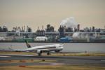 saku39さんが、羽田空港で撮影したシンガポール航空 A350-941XWBの航空フォト(写真)
