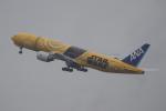 TAKA-Kさんが、羽田空港で撮影した全日空 777-281/ERの航空フォト(写真)