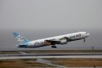 空の旅人さんが、羽田空港で撮影したAIR DO 767-381の航空フォト(写真)