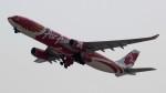 ユージ@RJTYさんが、関西国際空港で撮影したエアアジア・エックス A330-343Eの航空フォト(写真)