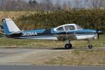 (`・ω・´)さんが、ホンダエアポートで撮影した個人所有 FA-200-180AO Aero Subaruの航空フォト(写真)
