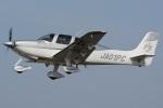 (`・ω・´)さんが、ホンダエアポートで撮影した個人所有 SR22 G3-GTSXの航空フォト(写真)