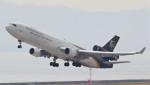 ユージ@RJTYさんが、関西国際空港で撮影したUPS航空 MD-11Fの航空フォト(写真)