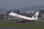 senyoさんが、名古屋飛行場で撮影したマレーシア航空 747-236B(SF)の航空フォト(写真)