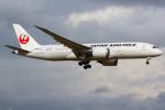 まくろすさんが、成田国際空港で撮影した日本航空 787-846の航空フォト(写真)