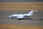 きったんさんが、中部国際空港で撮影した国土交通省 航空局 525C Citation CJ4の航空フォト(写真)