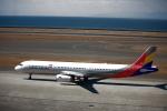 きったんさんが、中部国際空港で撮影したアシアナ航空 A321-231の航空フォト(写真)