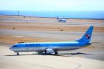 きったんさんが、中部国際空港で撮影した大韓航空 737-9B5の航空フォト(写真)