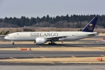 sky77さんが、成田国際空港で撮影したサウディア 777-FFGの航空フォト(写真)