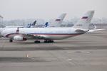 euro_r302さんが、羽田空港で撮影したロシア空軍 Il-96-400VPUの航空フォト(写真)
