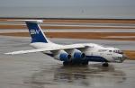 リリココさんが、中部国際空港で撮影したシルク・ウェイ・エアラインズ Il-76TDの航空フォト(写真)
